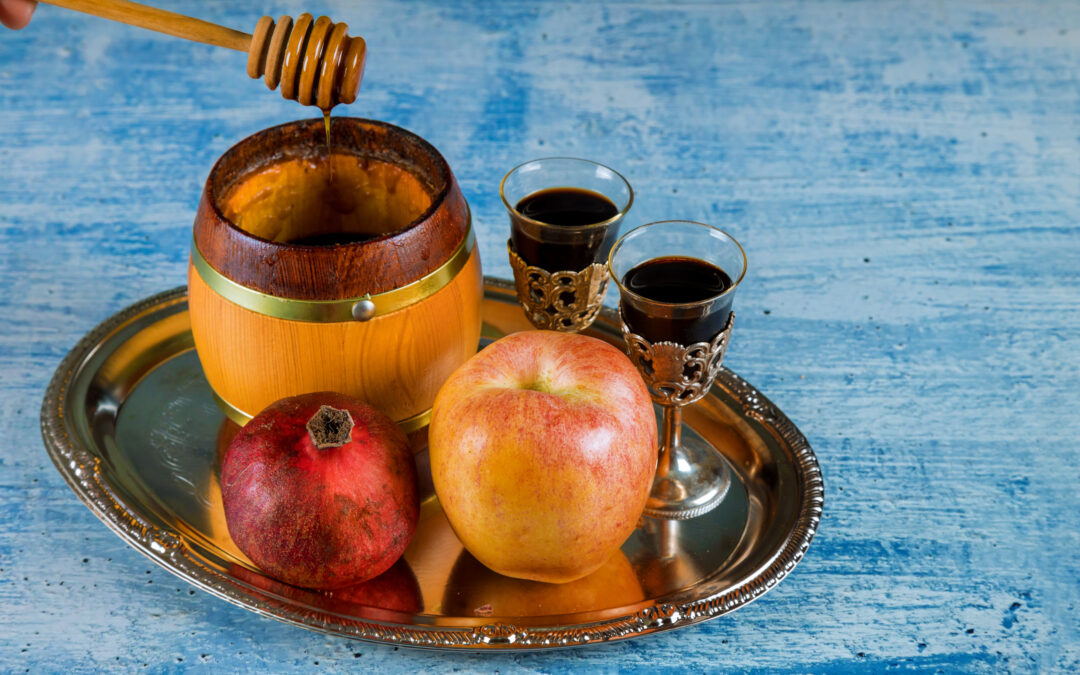 Pull Up a Chair for Virtual Rosh HaShanah Seder
