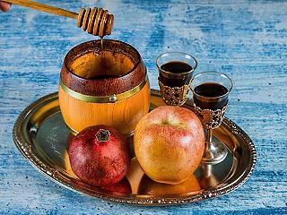 Jewish holiday food